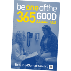 Good Samaritan Health Services Poster Design